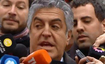 """Gregorio Dalbón: """"Garavano será recordado como el peor Ministro de Justicia de la historia""""   Gregorio dalbón"""