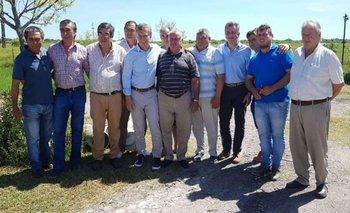 Macri estuvo en zonas inundadas de Santa Fe y rechazó reunión con intendentes | Inundaciones