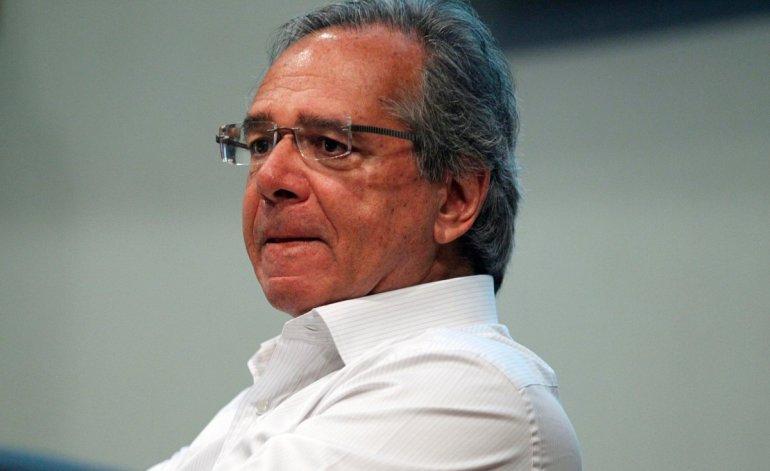 Paulo Guedes, ministro de Hacienda de Brasil que eligió Jair Bolsonaro para su gobierno.
