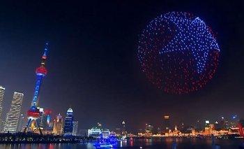 Video: Impresionante festejos de Año Nuevo en China | Redes sociales
