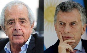 D'Onofrio, el más picante contra Macri | Macri en la fifa