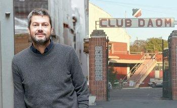 Edesur devolvió la luz a club de barrio | Matías lammens