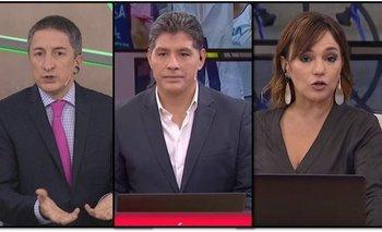 Furiosa pelea entre periodistas de TN  | Nisman en netflix