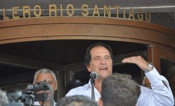Ariel Basteiro será presidente del Astillero Río Santiago  | Sociedad