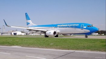 Aerolíneas Argentinas suma frecuencias a Madrid   Viajes