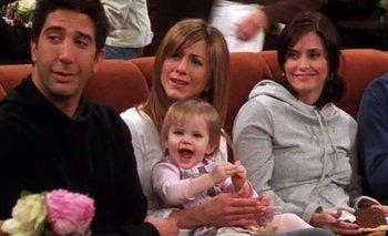 El chiste nostálgico de una actriz de Friends | Series