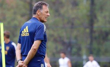 Miguel Ángel Russo pasa la escoba en Boca   Boca juniors