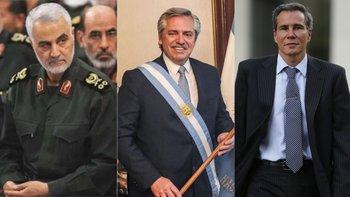 Alberto, Suleimani y el documental de Nisman | Alberto fernández