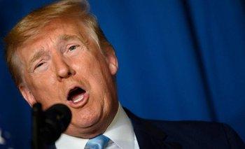 Absolvieron a Trump y terminó su juicio político   Estados unidos