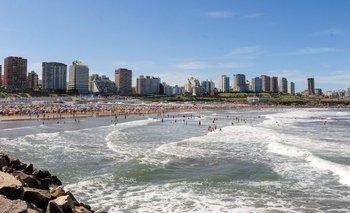 Buen inicio de la temporada de verano en todo el país | Costa atlántica