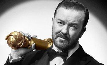 El polémico monólogo de Ricky Gervais en los Globos de Oro | Golden globes awards
