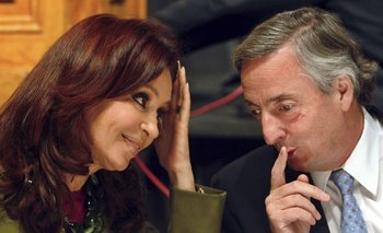 Cristina recordó a Néstor Kirchner por su cumpleaños | Cristina kirchner