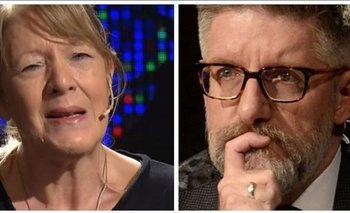 La incómoda pregunta de Novaresio a Stolbizer | Televisión