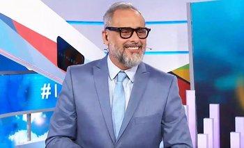 Jorge Rial hizo un sorpresivo anuncio laboral al aire  | Televisión