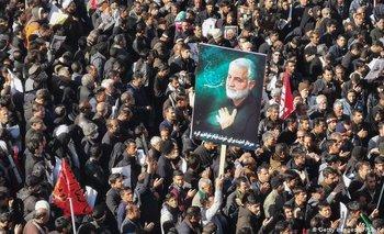 Irán: murieron 35 personas en el funeral de Qasem Soleiman | Irán