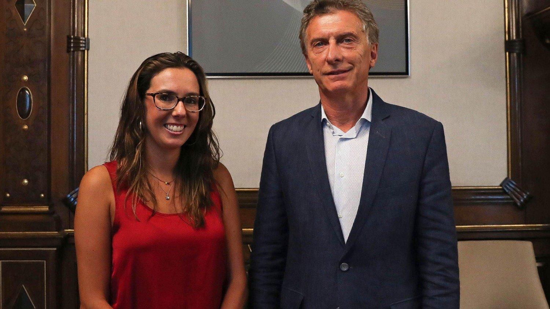 Argentina retira credenciales a embajadora de Juan Guaidó