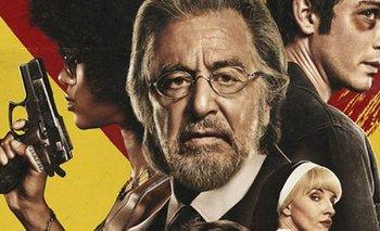 El nuevo desafío de Al Pacino: será un cazador de nazis | Series