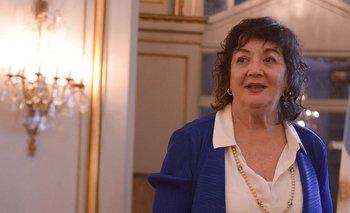 Diana Saiegh, nueva directora del Fondo Nacional de las Artes | Designación