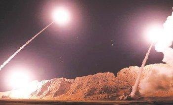 Irán bombardeó una base militar de Estados Unidos en Irak | Medio oriente