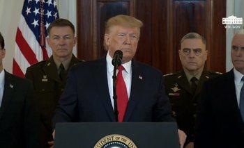 Irán: el anuncio de Trump tras bombardeo | Medio oriente
