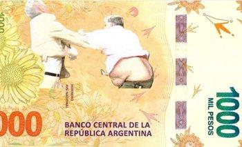 Los memes por las imágenes de los nuevos billetes | Billetes