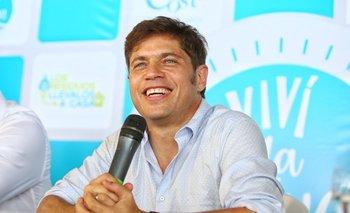 Los gritos de las fans que sonrojaron a Kicillof en Moreno | Política