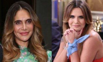 El increíble parecido entre Amalia Granata y la esposa de Robbie Williams   Amalia granata