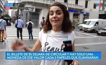 Valeria Sampedro mostró su molestia con la producción de TN | Valeria sampedro