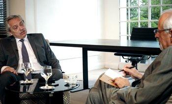Alberto Fernández se refirió a su posible reunión con Gerardo Morales | Gerardo morales