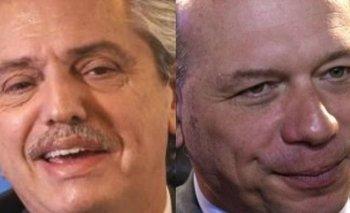 Nación y Provincia bajan el tono a la discusión por la Seguridad  | Alberto presidente