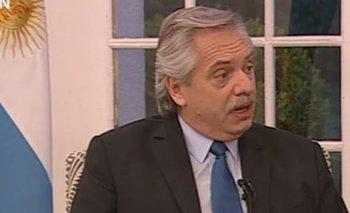 Alberto adelantó proyectos de ley y a un importante embajador | Alberto fernández