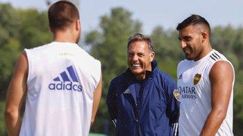 Boca le robó un refuerzo a River y ya está en Argentina | Fútbol