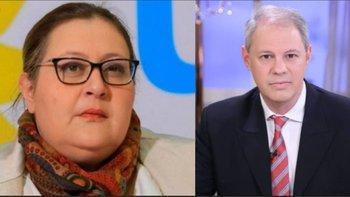 Graciana Peñafort destrozó a periodista de Clarín y lo dejó mal parado   Graciana peñafort