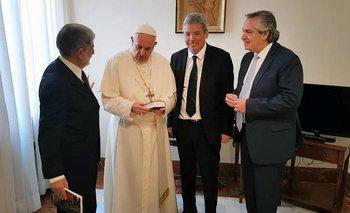El Papa Francisco recibirá a Alberto Fernández el 31 de enero | Papa francisco