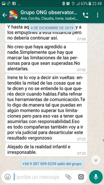 Discriminan a mujer diaguita que ganó un concurso en Salta | Salta