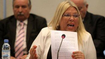 Carrió pedirá el juicio político a una funcionaria | Elisa carrió