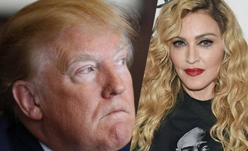 Madonna cruzó a Trump por Irán | Madonna