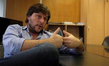 Santoro chicaneó a Macri por los pagos de Aysa a Boca | En twitter