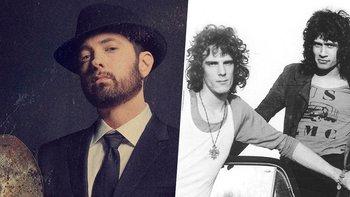 El homenaje de Eminem a Luis Alberto Spinetta | Música
