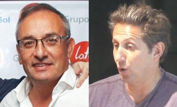 Tenso cruce entre Sergio Rek y Varsky por Boca | Boca juniors