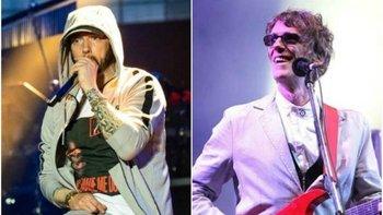 Eminem-Spinetta: el elogio del tecladista de Pescado Rabioso   Luis alberto spinetta
