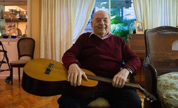Falleció Juan Carlos Saravia, fundador de Los Chalchaleros | Folclore