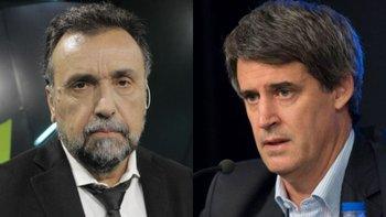 Navarro cruzó a Prat Gay por el caso Nisman | Roberto navarro