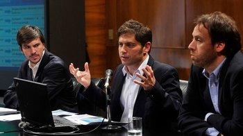 Kicillof extiende el plazo para acordar con bonistas | Axel kicillof