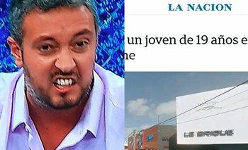 Carrozza, lapidario con La Nación por el crimen en Gesell | Crimen en gesell