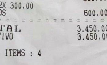 Polémica respuesta por un picada de más de $3000 en un bar | Inflación
