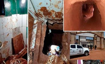 Espectacular fuga de 76 presos en una cárcel paraguaya  | Paraguay