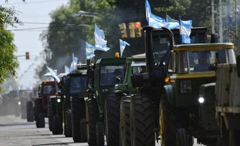 La nueva amenaza del campo a Alberto Fernández | Retenciones