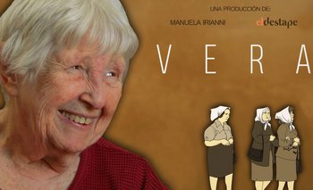Vera sigue recorriendo Italia y suma elogios | Documental