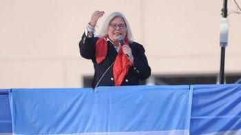 Insólito pedido de Carrió que afecta a la denuncia de Nisman   ¿qué busca?